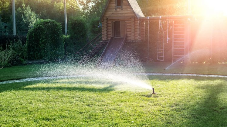 How To Replace A Pop Up Sprinkler Head
