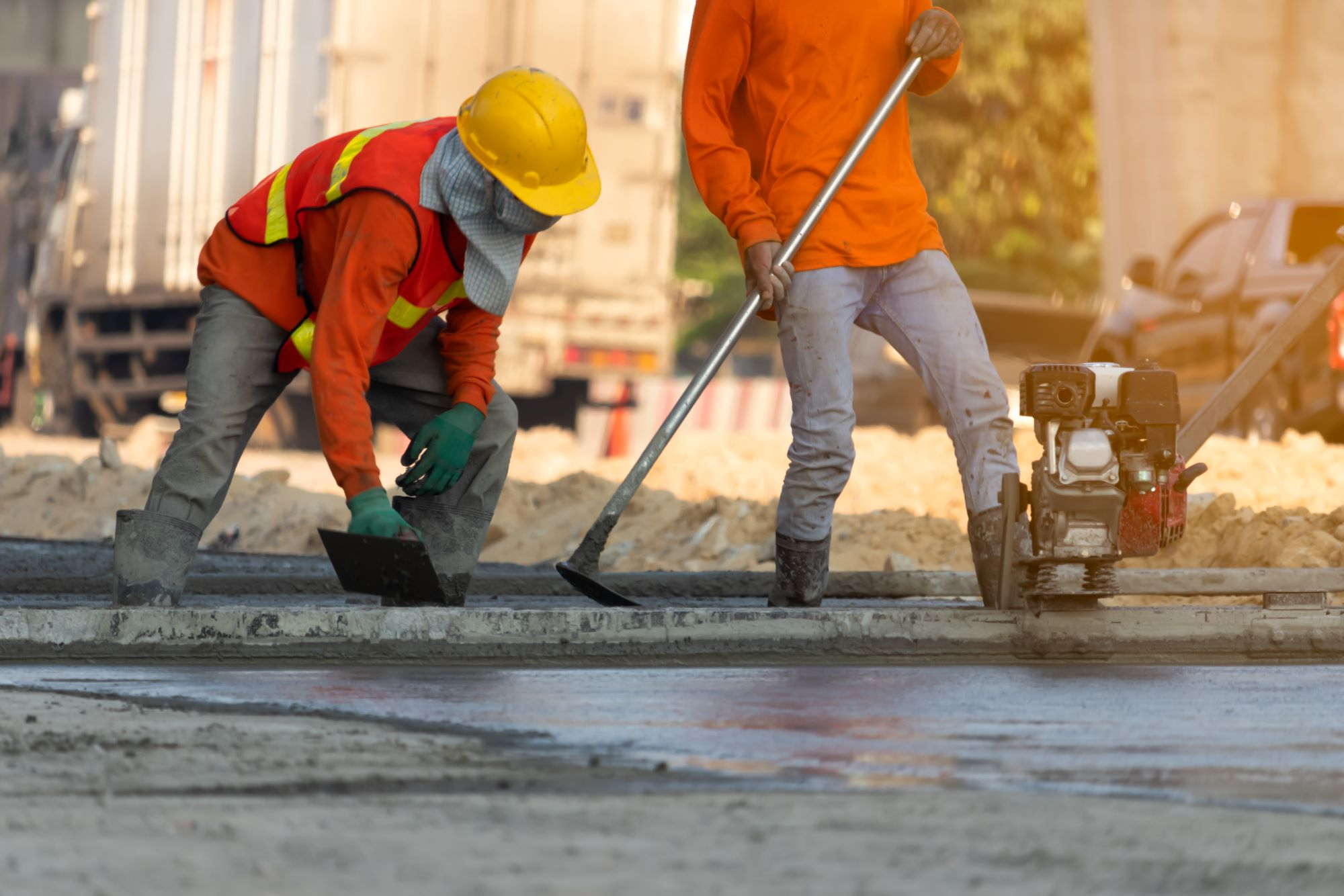 How To Cut A Trench In A Concrete Slab