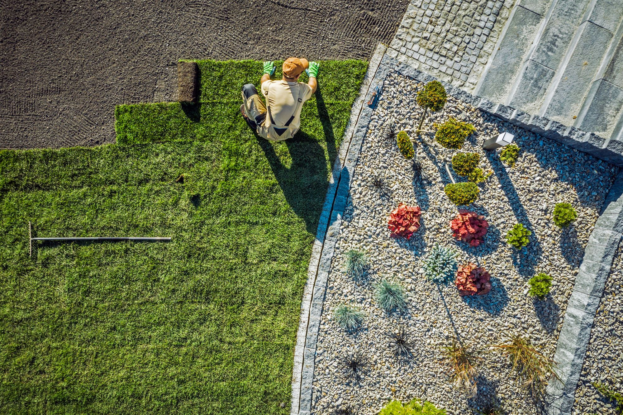 How To Prepare For Rock Landscaping